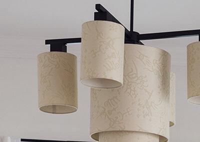 designing light installation